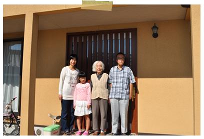 黒田工務店|家ものがたり その6 居心地のいい家