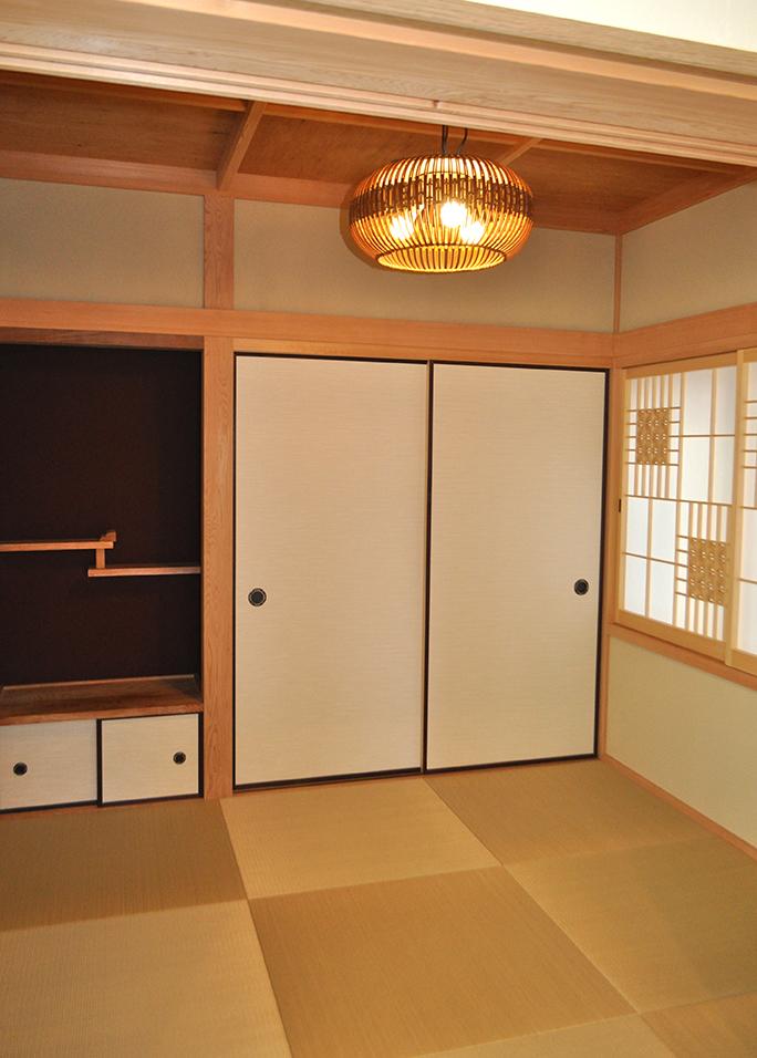 和室|黒田工務店の注文住宅