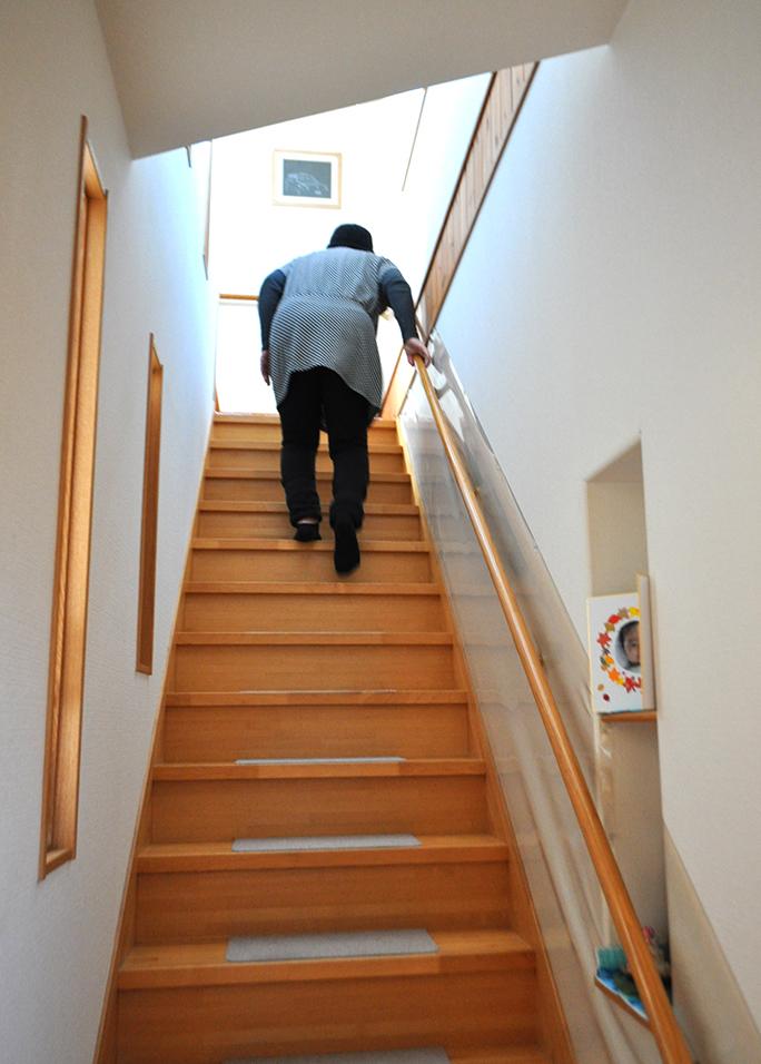 階段|黒田工務店の注文住宅